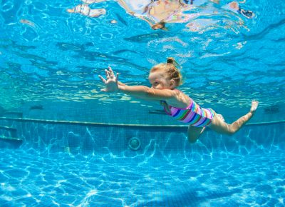 Good Health News on Swimming at Home