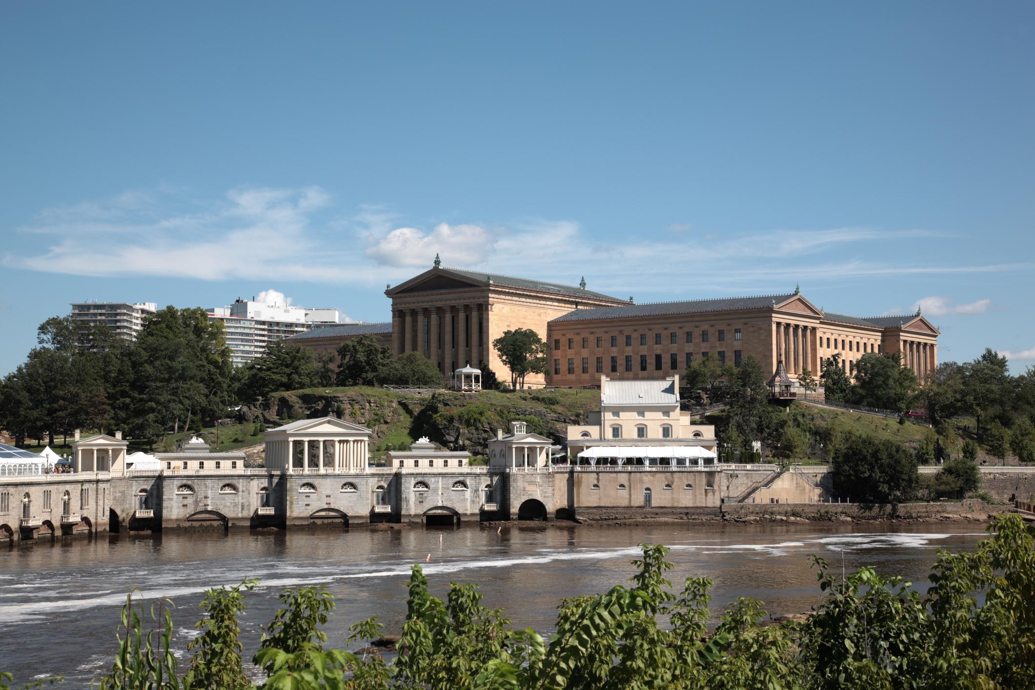Philadelphia's Fairmount Water Works – America's Most Famous WaterSpace