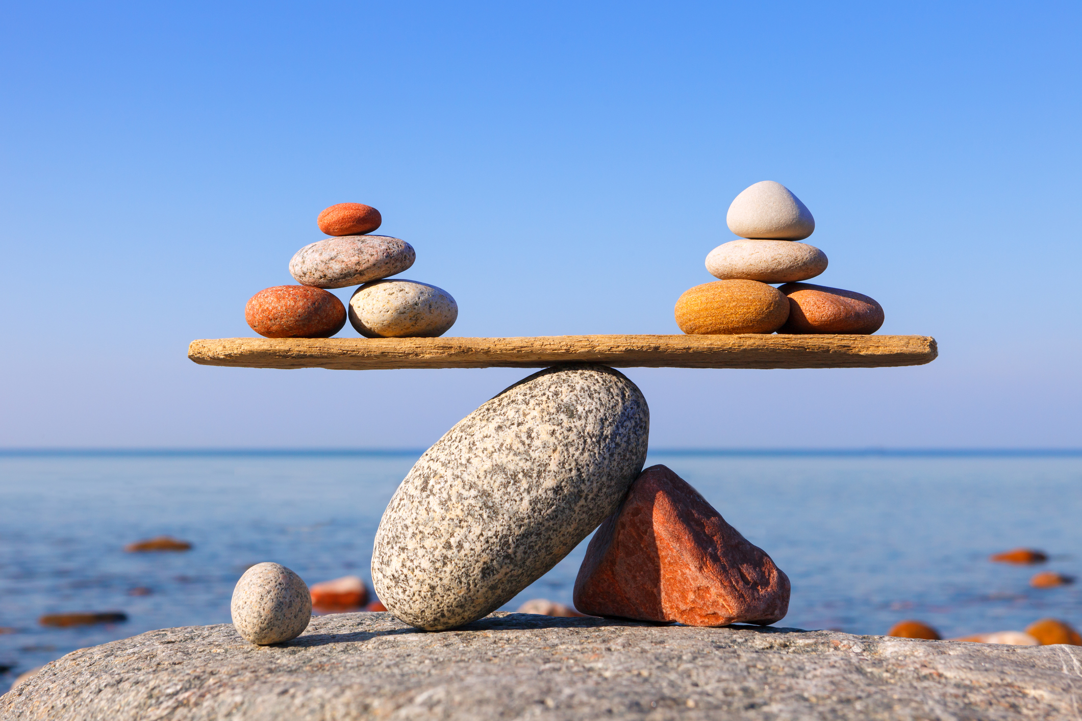 Keep Your Balance: the First Principle of Good WaterSpace Design